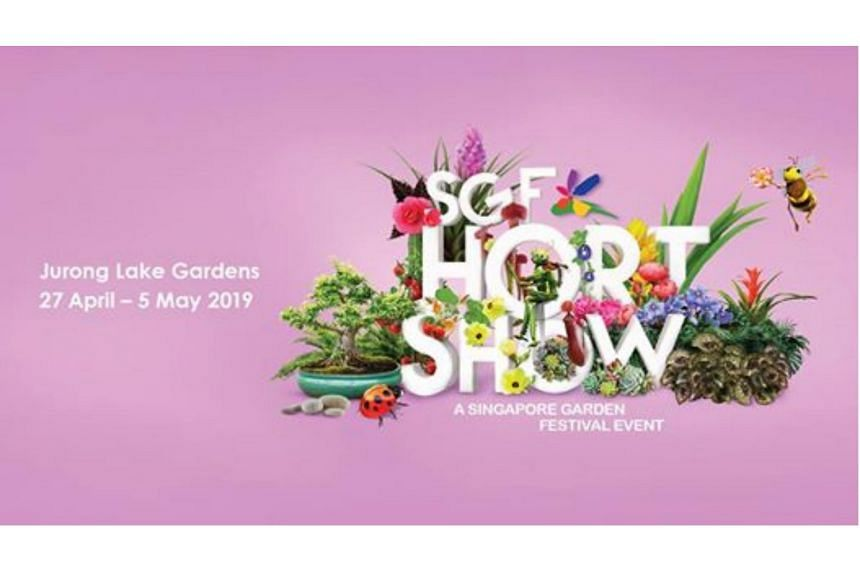 The SGF Horticulture Show, which will run from April 27 to May 5, will feature landscape and plant exhibits, competitions and retail areas.