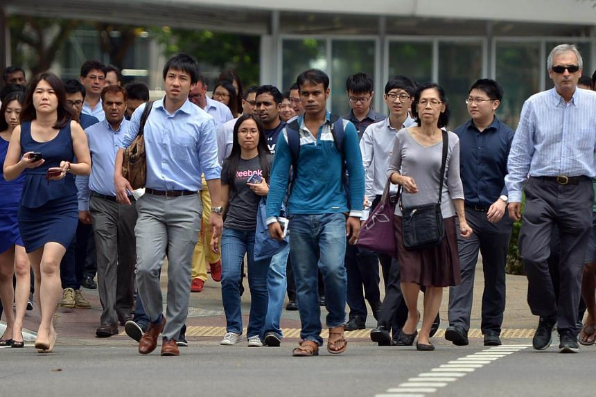 Foreign workers also need time to adapt to our environment and way of life.