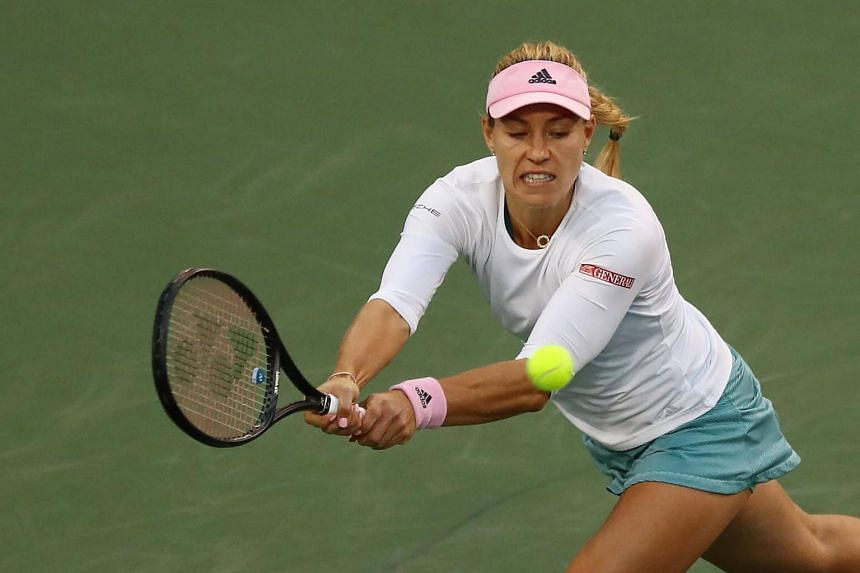 Kerber holds off Venus to reach Indian Wells semi-finals