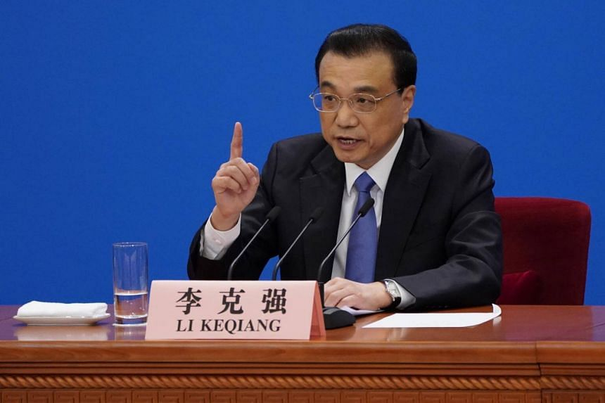 """Chinese Premier Li Keqiang said in the government's work report on March 5, 2019 that he wants to let small and micro businesses feel """"the weight of their burden being meaningfully lightened""""."""
