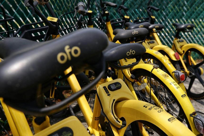 The LTA said that ofo has shown progress since Feb 14 in implementing a QR code system that would allow its bicycles to be parked only within specified areas.