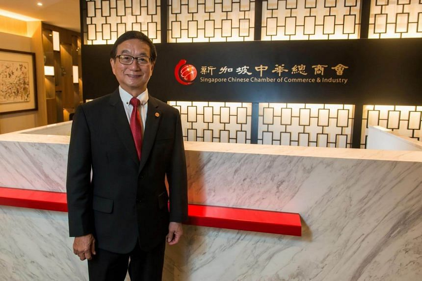 Singapore Chinese Chamber of Commerce and Industry president Roland Ng said that the spirit of Chinese entrepreneurs has motivated the chamber to contribute to society since it was formed in 1906.