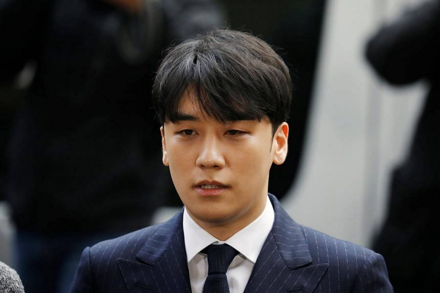 site réputé 720dc 0f73a K-pop scandal: Seungri, Jung Joon-young surrender mobile ...