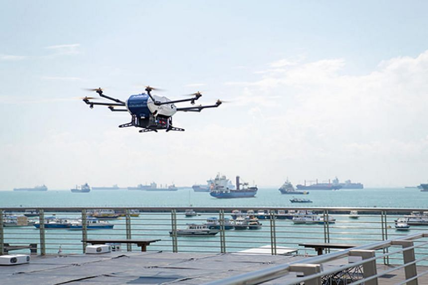 The delivery drone, which can carry a 4kg package, has been undergoing extensive tests since July 2018 although work started on the concept two years ago.