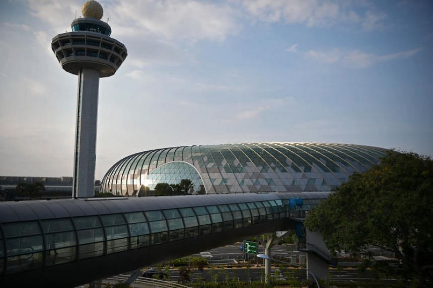 Preview tickets for Jewel Changi Airport, which were given out free, are being sold for between $4 and $10 by at least eight sellers on Carousell.