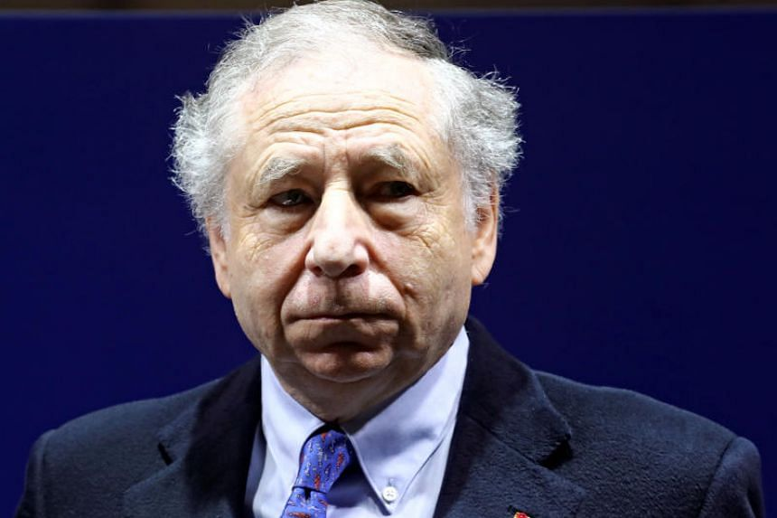 International Automobile Federation president Jean Todt told reporters that the various proposals would be presented at a meeting of the F1 Strategy Group before the Bahrain Grand Prix.