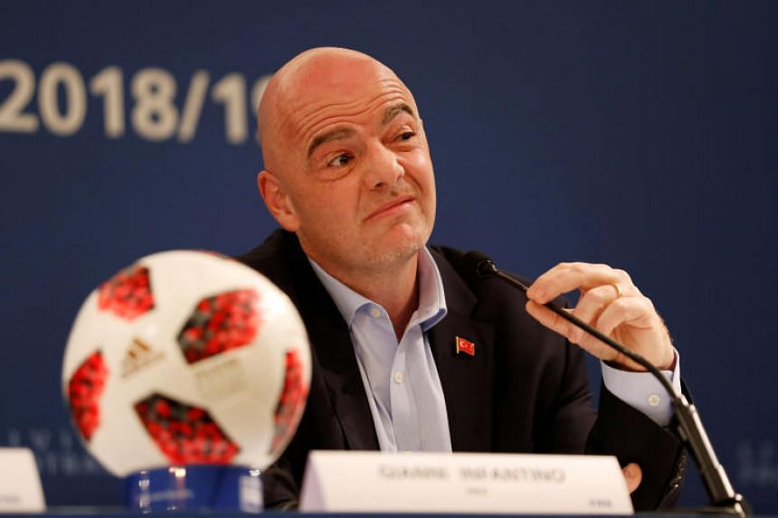 Fifa president Gianni Infantino's plans for a proposed new Club World Cup are in serious doubt, with Europe's top clubs say they will boycott the tournament.