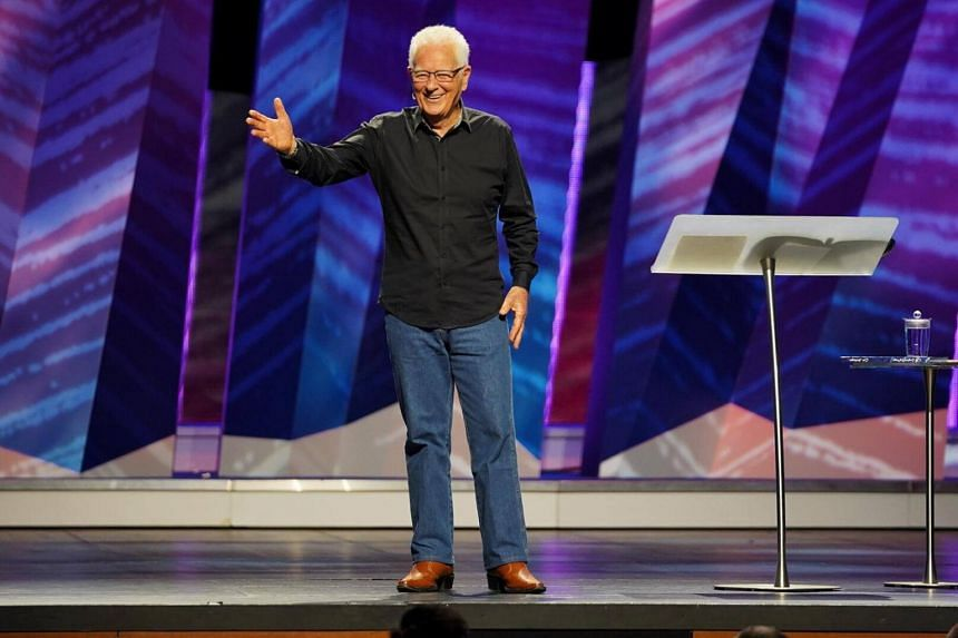 Australian pastor who spoke at New Creation Church was granted work
