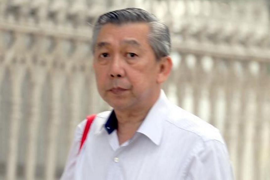 Ewe Pang Kooi, 65, siphoned money over 10 years out of 21 companies that he was supposed to liquidate, and from two other companies where he was managing the finances. He used the amount to feed his gambling habit.