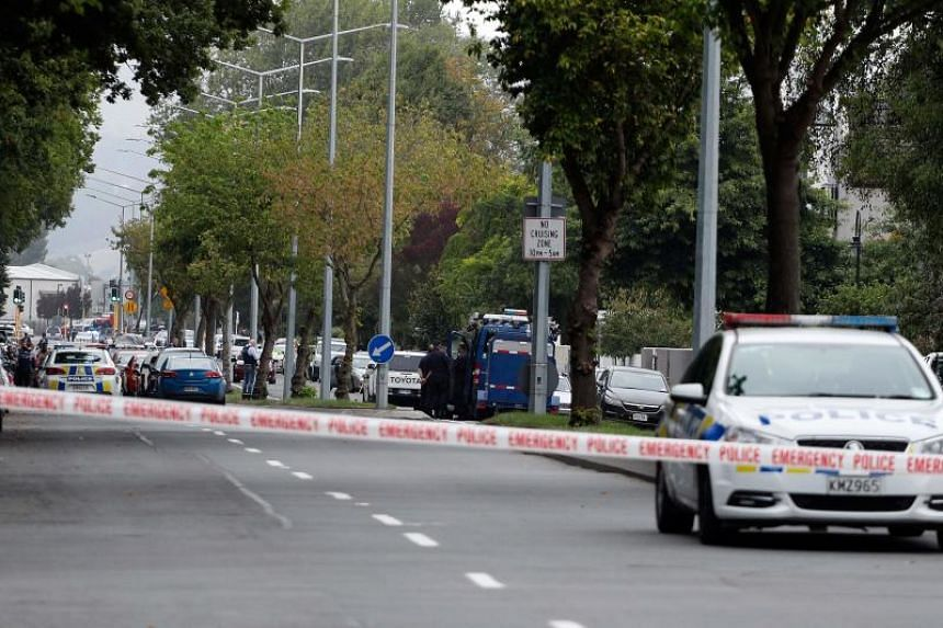 Singapore's Ministry of Foreign Affairs said it and the Singapore High Commission in Wellington have reached out to all registered Singaporeans in Christchurch and thus far, there are no Singaporeans injured in the shooting incidents.