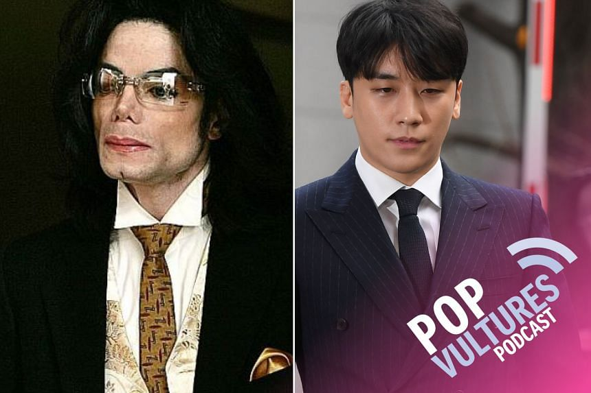 Is it over for the legacy of the late Michael Jackson and the career of scandal-hit K-pop star Seungri? We discuss in this Pop Vultures podcast.