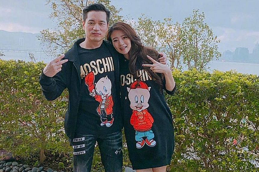 BABY'S ON THE WAY: Taiwanese actress Ady An, who married Macau businessman Levo Chan two years ago, is to become a mother soon. An, who has starred in idol dramas such as Autumn's Concerto (2009) and Go, Single Lady (2014), wrote on Weibo yesterday,