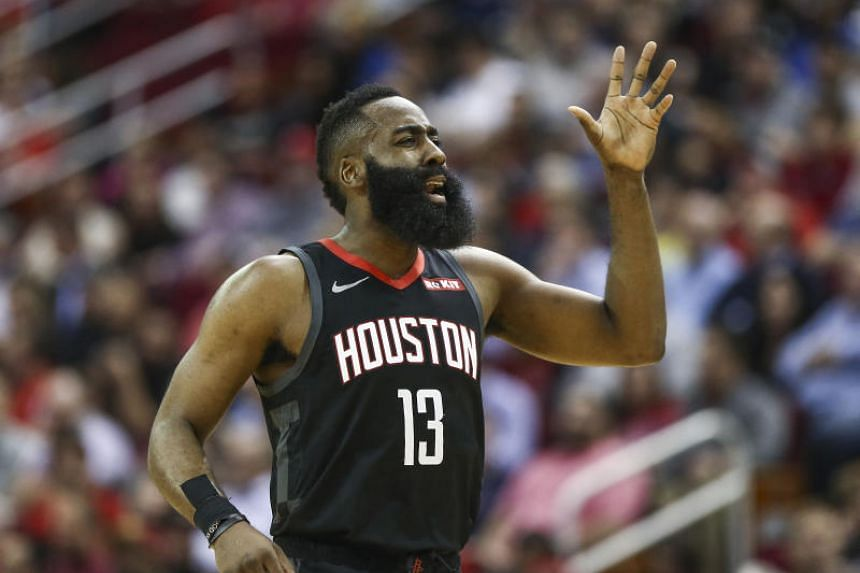 James Harden had 41 points, 11 assists and nine rebounds finishing just one rebound short of a triple double. He also had six steals.