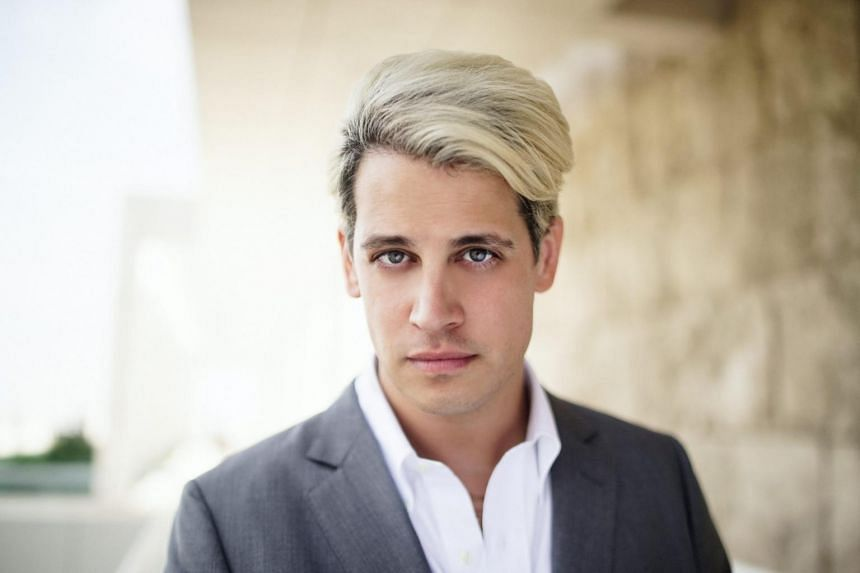 """The move came after Milo Yiannopoulos posted comments on Facebook that said attacks like the New Zealand massacre happen because governments """"mollycoddle... barbaric, alien religious cultures""""."""