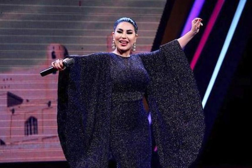 Aryana Sayeed returns often, as much to encourage women in a restrictive country as to share her music, a mix of pop and traditional songs.