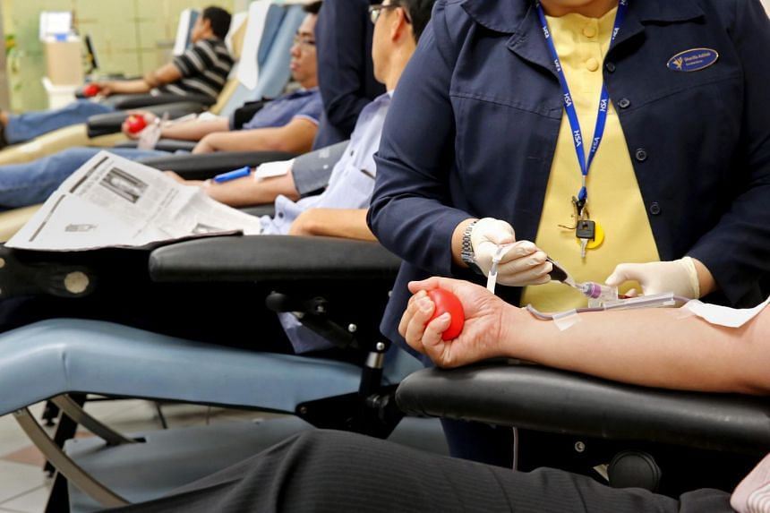 The HSA also said its centralised blood bank system is not affected, and that it will step up checks and monitoring of vendors.