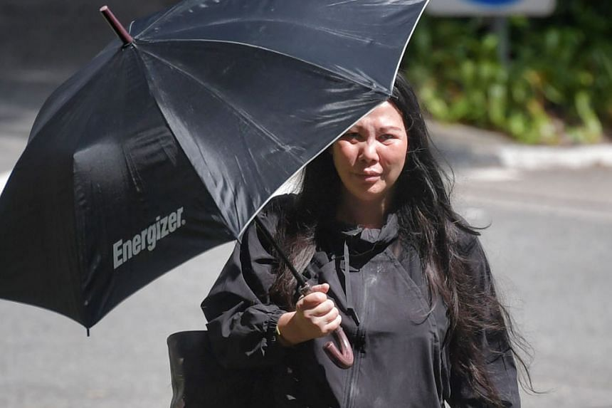 Audrey Tay May Li, who is now out on bail, was sentenced last October to 22 months' jail for repeatedly abusing drugs for more than two years. In the appeal, her lawyer sought a lighter jail sentence or probation, in lieu of the 22-month jail term.
