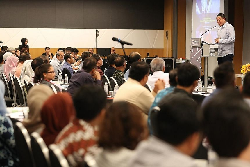 Senior Parliamentary Secretary for Home Affairs Amrin Amin, speaking at the Community in Review seminar yesterday, said greater community engagement helped reduce relapse numbers for Malay drug abusers.