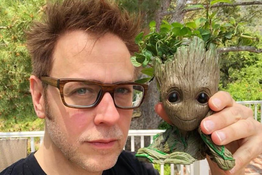 The decision, which was made a few months ago, is an about-face from Disney's move last July to fire James Gunn over years-old social media messages that made light of topics including rape, paedophilia, 9/11 and the Holocaust.