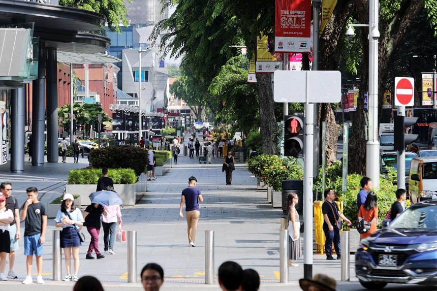 The changes will entail new retail concepts, lifestyle attractions and events, with possible trees and shrubs planted along the street with various colourful flowers that will signal each sub-precinct.