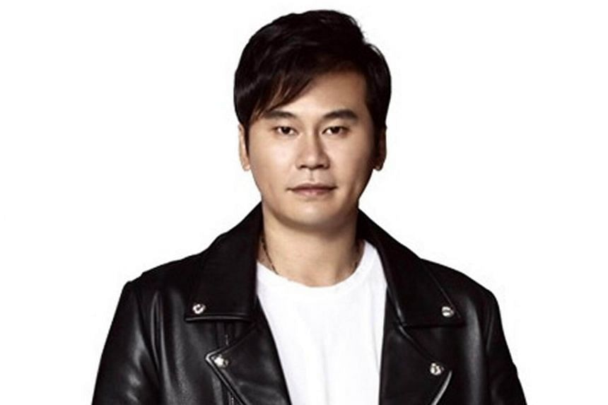 Investors are now also directing their anger at its chief executive of BigBang's agency YG Entertainment, Yang Hyun-suk.