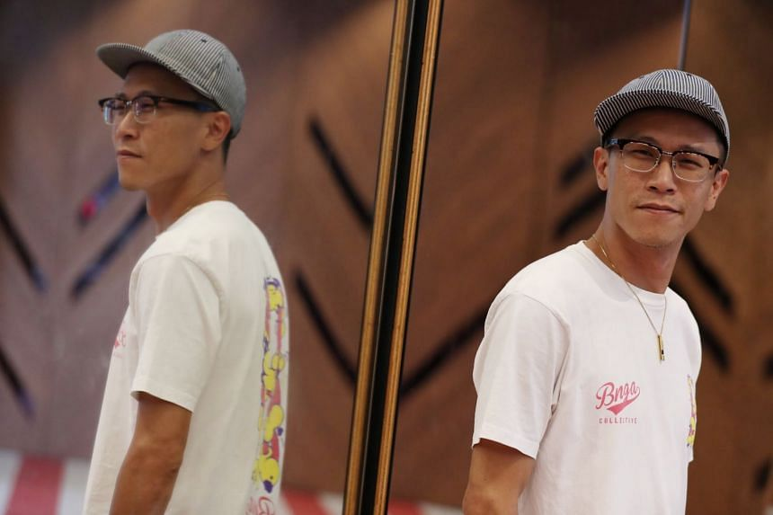 Felix Huang, 38, founder and director of Recognize! Studios has been dancing for 21 years.