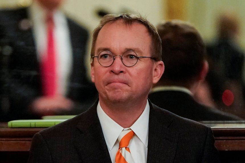 "Acting White House Chief of Staff Mick Mulvaney blamed the attacks in Christchurch on ""a disturbed individual, an evil person""."