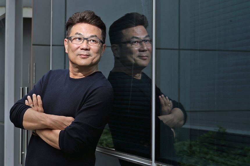 """Film-maker Jack Neo directed the 2002 hit film I Not Stupid, which sought to address the social stigma and other issues related to streaming. """"People already felt then that streaming didn't seem right... The invisible effects were very serious. Stude"""