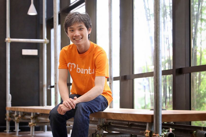 """Mr Nicholas Ooi, co-founder of social enterprise Bantu, studied at the ITE and polytechnic after secondary school and graduated last year with an honours degree in computing from the National University of Singapore. The 28-year-old says: """"It took me"""