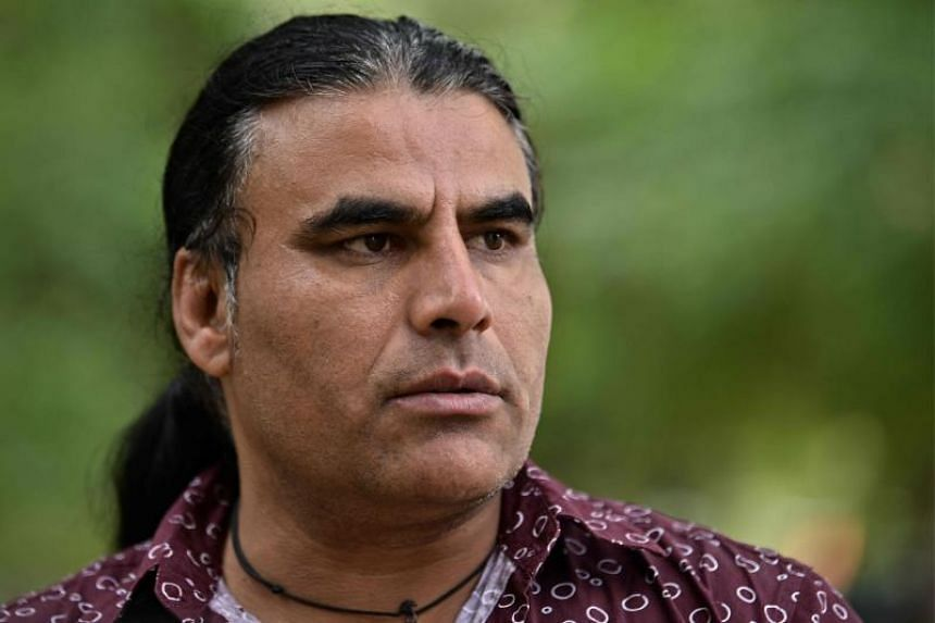 Mr Abdul Aziz, a refugee from Afghanistan, is being called a hero for chasing away the gunman who was attacking Linwood mosque in Christchurch on Friday.