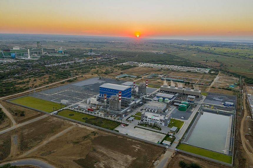 Sembcorp's new $420 million power plant in Mandalay, Myanmar, was officially opened last Saturday. It is the most efficient power plant in the country, generating around 1,500 gigawatt hours of electricity a year. It is also the first power plant in