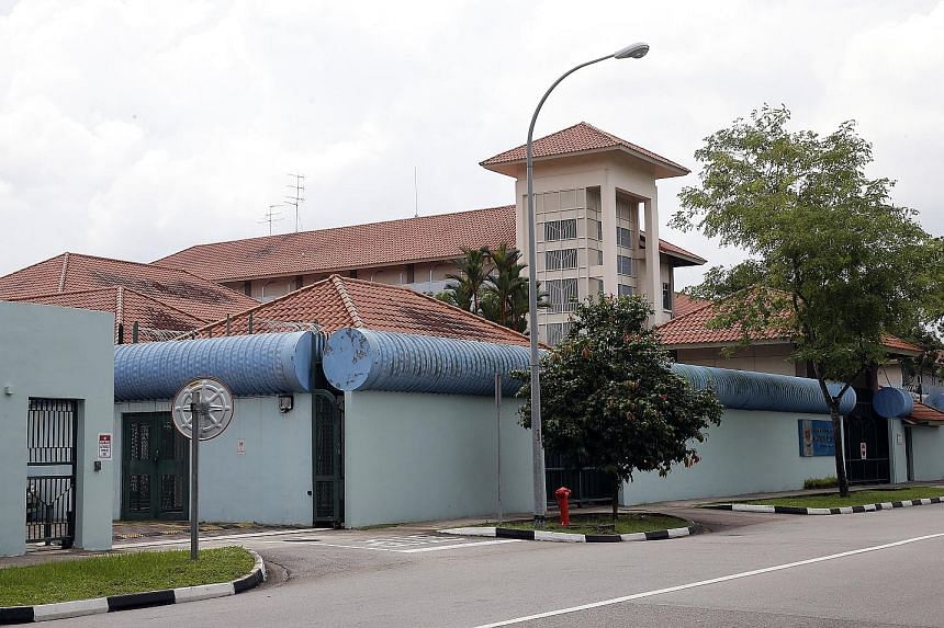 The Singapore Boys' Home (left) and Singapore Girls' Home house juvenile delinquents, those beyond parental control, and young people in need of care and protection.