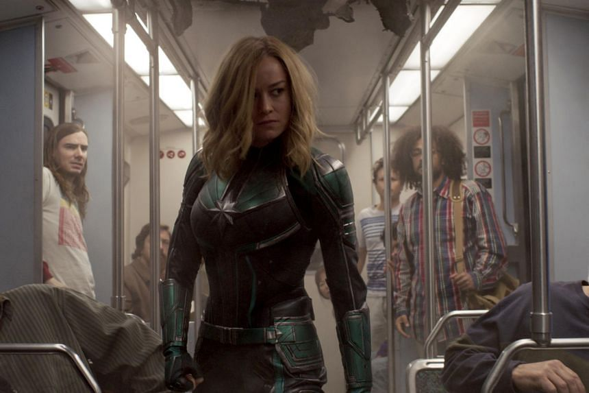 The first film in the Marvel Cinematic Universe dedicated to a female superhero sold an estimated US$69.3 million in tickets, which is a higher figure than the lifetime domestic gross of Captain America: The Winter Soldier.