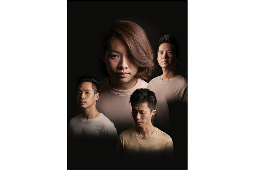 FAUST/US is the group's first production helmed by associate director Cherilyn Woo and runs from March 21 to 24 at the Drama Centre Black Box.