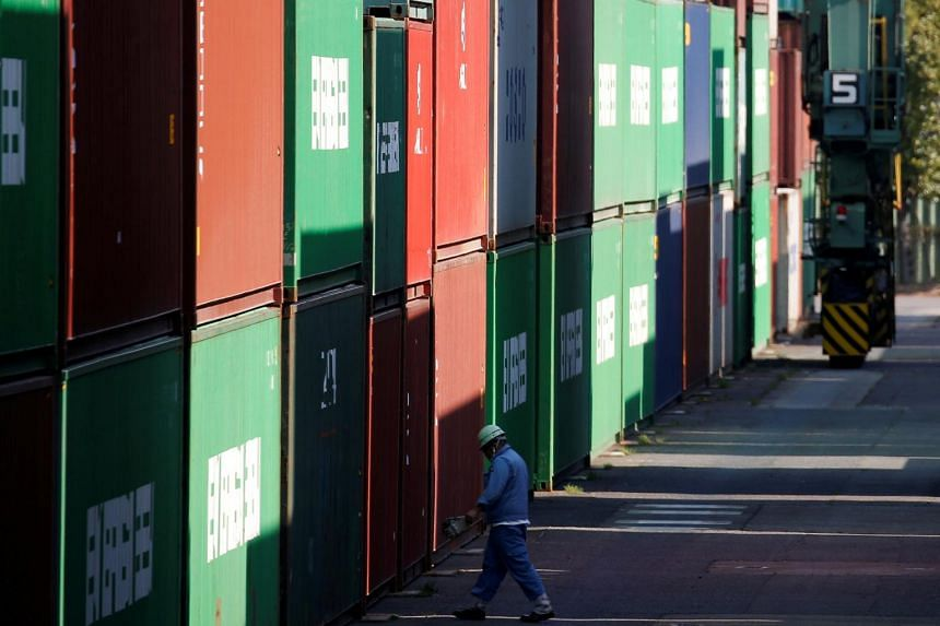 Japan's shipments to Asia, which account for more than half of overall exports, fell 1.8 per cent, down for a fourth straight month.