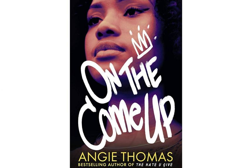 On The Come Up is set in Garden Heights, the same fictional neighbourhood as author Angie Thomas's powerful debut The Hate U Give (2017).