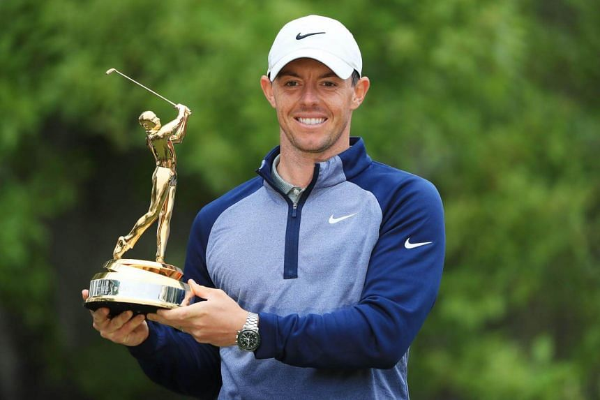 Rory McIlroy's win could not have been better timed as he prepares for The Masters at Augusta in April where he is aiming to complete a career Grand Slam.