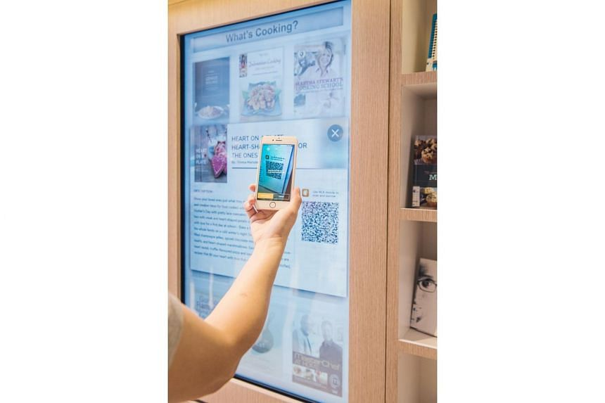 The NLB mobile app enables patrons to access various library services on a single platform, including to borrow eBooks.