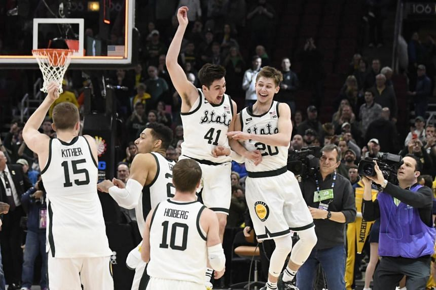 The National Collegiate Athletic Association's tournament to determine the Division I men's basketball champions begins on Tuesday and ends on April 8 in Minneapolis.