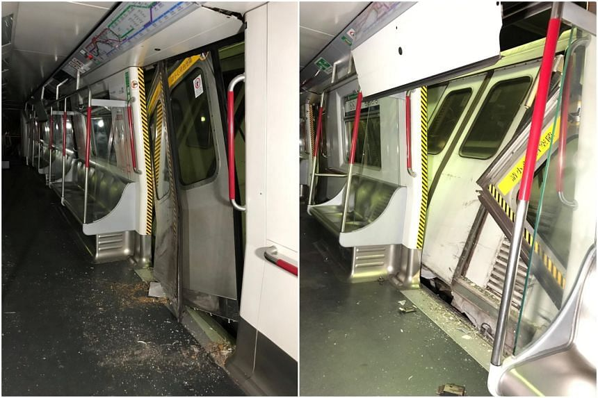 The statement came after two trains collided in the wee hours of March 18 during a test of the new signalling system that rail operator MTR Corporation intends to use.
