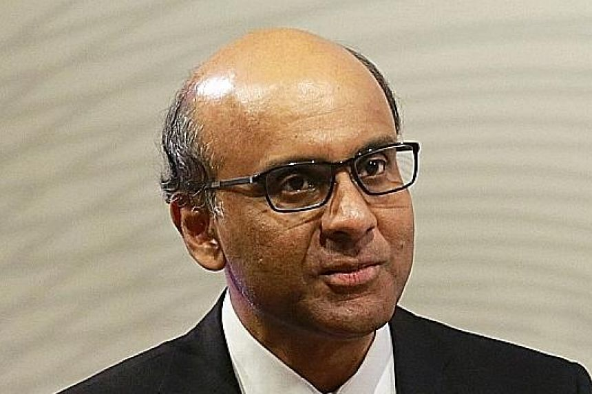 Mr Tharman Shanmugaratnam says nations will need more than a normal, cyclical policy response to the likely slowdown.