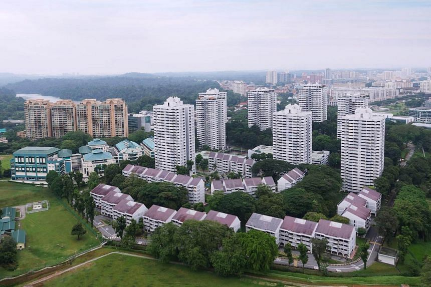 Braddell View's land area is 1.14 million sq ft, and the site has a 102-year leasehold tenure from Feb 1, 1978, which translates to a balance lease term of about 61 years.