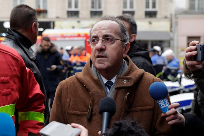 Head of Paris police, 66-year-old Michel Delpuech, has been fired and would be replaced on Wednesday.
