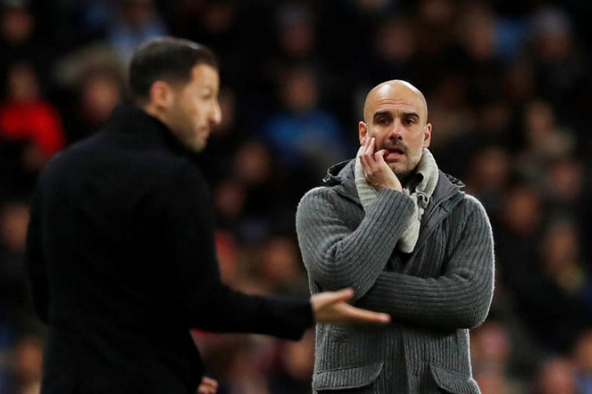 Manchester City manager Pep Guardiola confirmed those not involved with their national teams would have a week's rest before returning to training but counted on his injured players to make a comeback and contribute in any way possible.