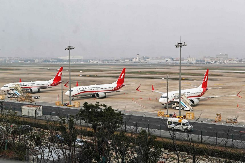 China ordered its domestic airlines to ground the plane on March 11, a day after the deadly crash of an Ethiopian Airways Boeing 737 MAX 8.