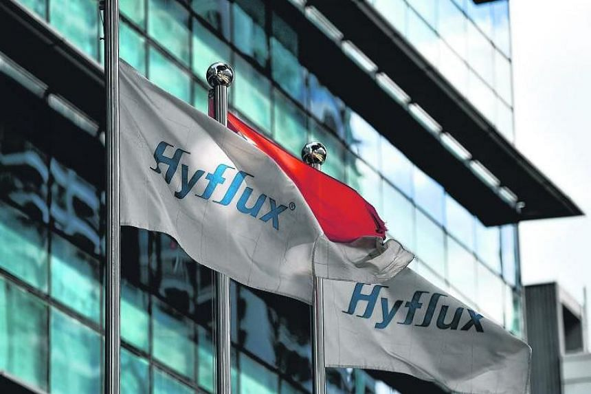 Hyflux received a notice from its investor SM Investments, which referred to the default notice slapped on Tuaspring by the PUB on March 5, 2019.