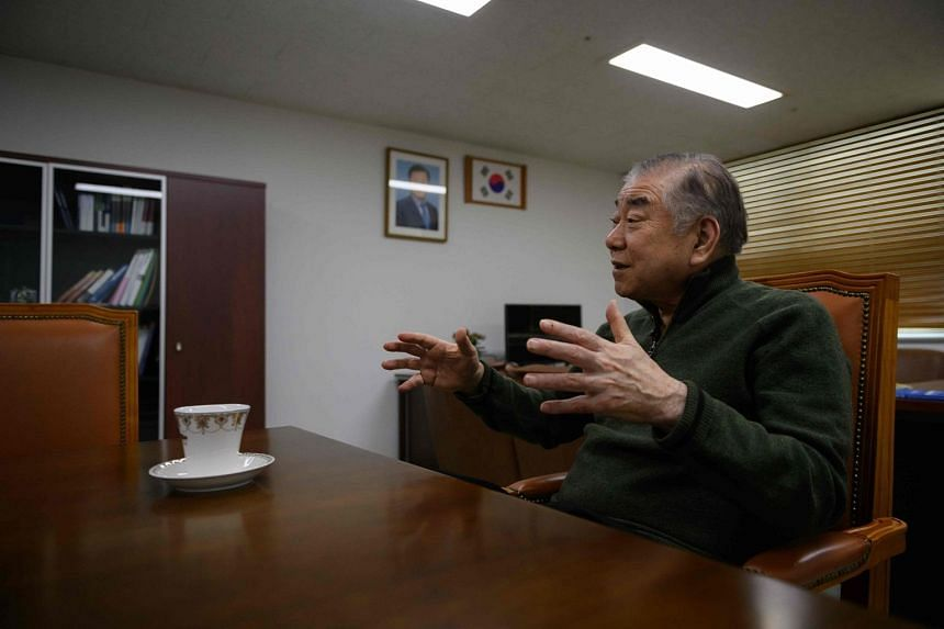 Moon Chung-in, special adviser on national security to South Korea President Moon Jae-in, said a launch of any kind by the North would be a disaster.