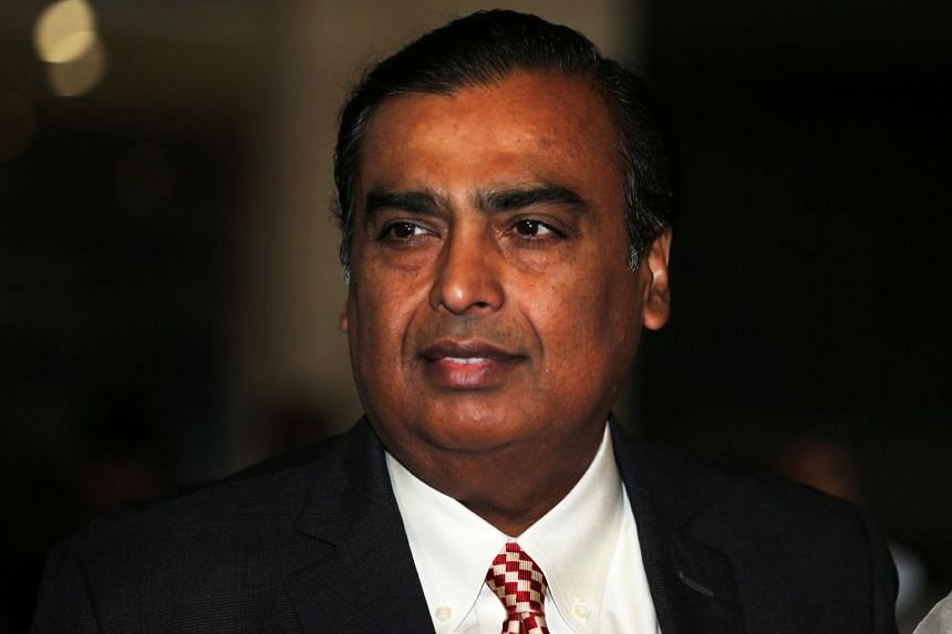 Asia's richest man Mukesh Ambani has helped his younger brother avert a stint in jail, with an US$80 million (S$108 million) payment.