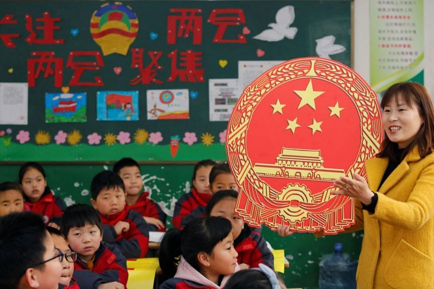 Crackdowns on what academics and students can say and should think are nothing new in China.