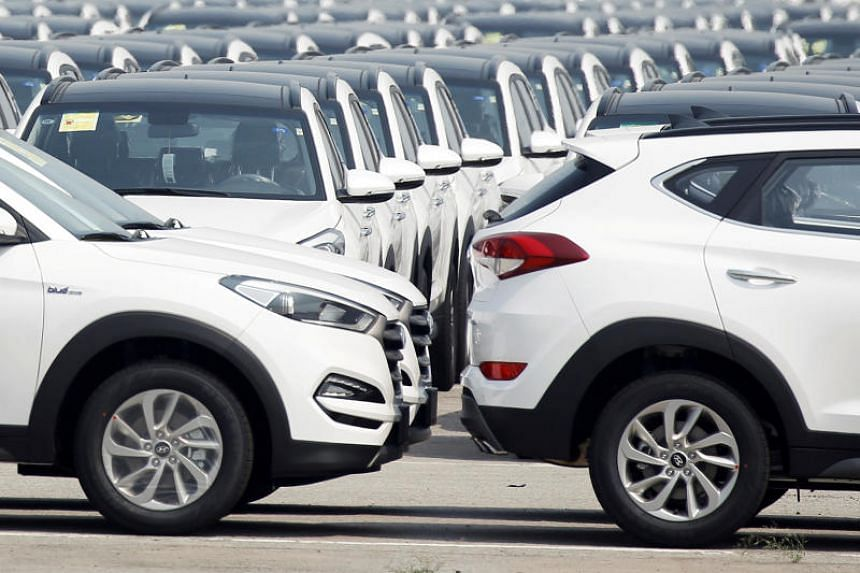 The South Korean automakers have recalled more than 2.3 million vehicles since 2015 to address various engine fire risks in a series of recalls.